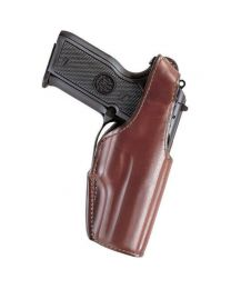 Model 19 Thumbsnap Leather Holster
