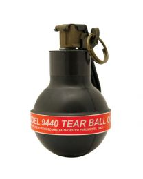 OC Tear Ball Grenade / 12 Per Case - Priced Individually  *Special Shipping - Call For Details