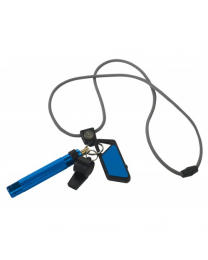 Safety System (Gray Lanyard)