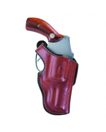 55L Lightning Suede Lined Leather Holster