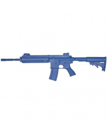 Blue Training Guns - Heckler & Koch 416 14.5  Barrel Collapsible Stock