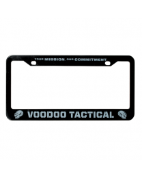 Voodoo License Plate Frames