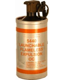 OC Flameless Expulsion Canister Grenade *Special Shipping - Call For Details Agency PO*