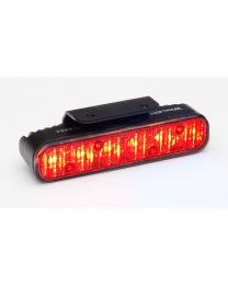 ION LED FLASHER LIGHT RED