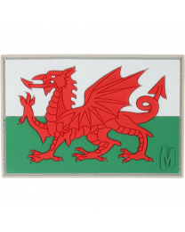 WELSH FLAG (Full Color)