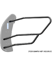 PB8 S Headlight Guard Double Loop - Dodge Charger 11-18