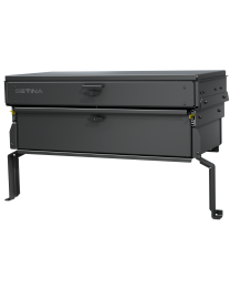CARGO BOX  - DSK- Drawer, Sliding with Key Lock - BSK- Base Sliding with Key Lock- Ford Interceptor Utility 12-18